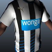 Newcastle United 15-16 (Franklin)
