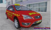 Ford Focus ST Taxi