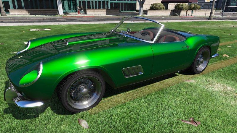 gta 5 1957 ferrari 250 gt california spyder lwb mod. Cars Review. Best American Auto & Cars Review