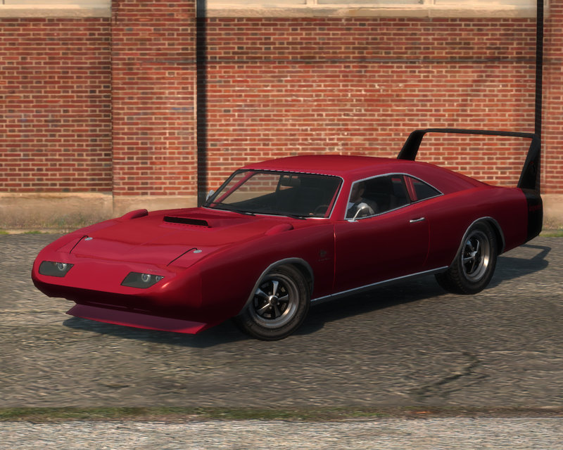 GTA 4 Imponte Dukes Reaper Mod