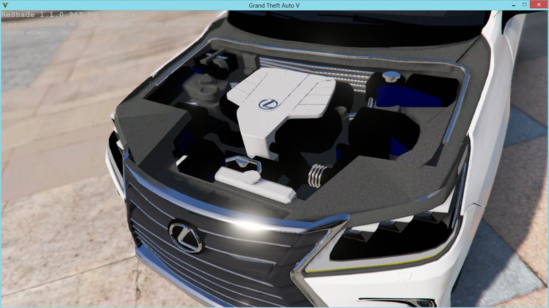 GTA 5 2016 Lexus LX 570 Mod - GTAinside com