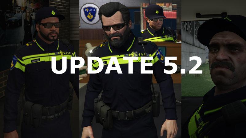 GTA 5 Dutch Police Uniforms Mod - GTAinside com