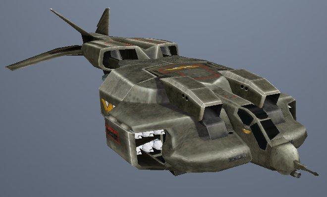 GTA 3 Transport of the game Aliens versus Predator 2 Mod