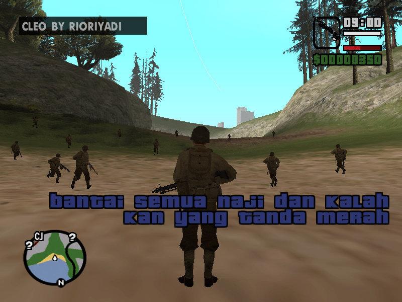 GTA San Andreas Rio Riyadi Mod  GTAinsidecom