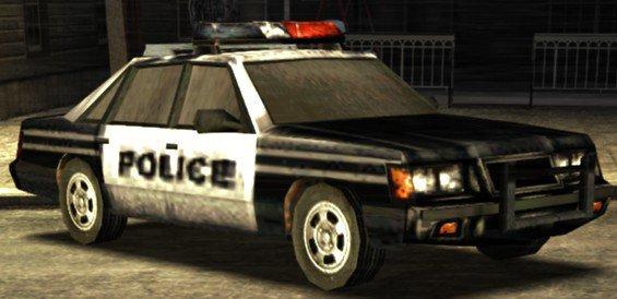 how to make a gta v police car