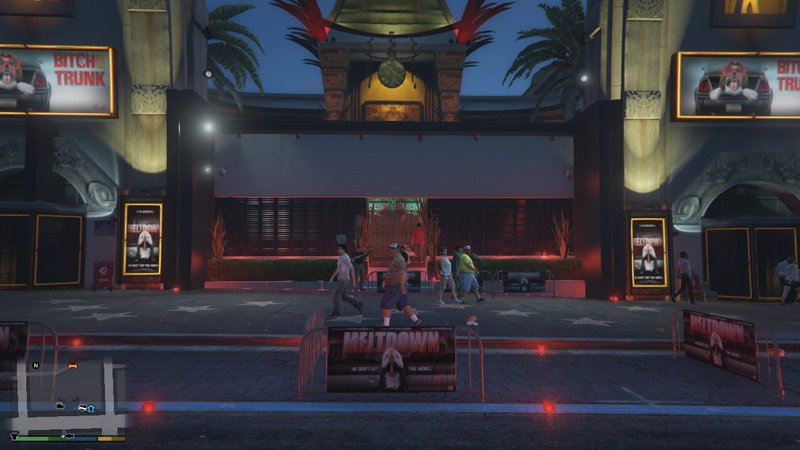 Gta 5 Nightclub In Los Santos Mod Gtainside Com