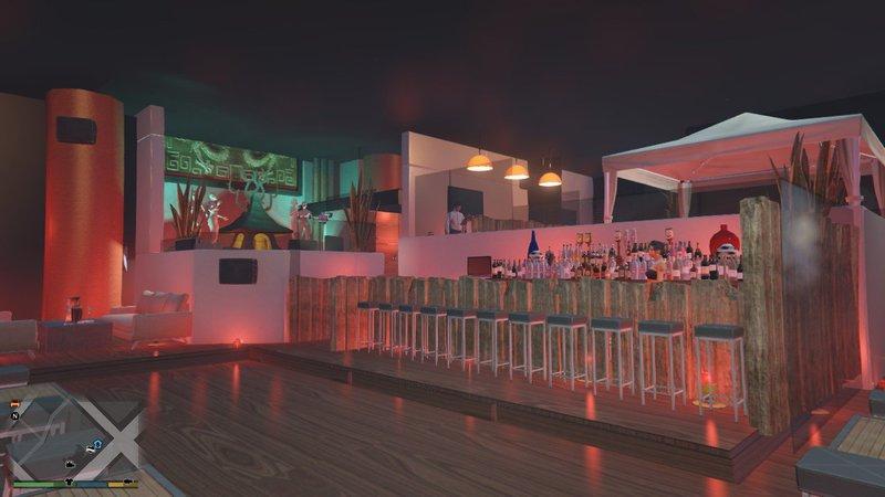 Gta 5 Nightclub In Los Santos Mod Gtainside Com