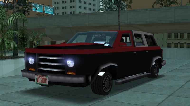 GTA San Andreas VCS Gang Rancher Mod - GTAinside.com