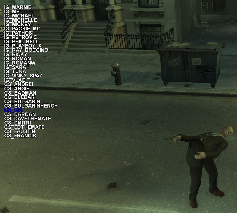 GTA 4 Player Model Selector Mod - GTAinside com
