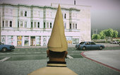 GTA V Dunce Cap [ADDED not replaced] for CJ