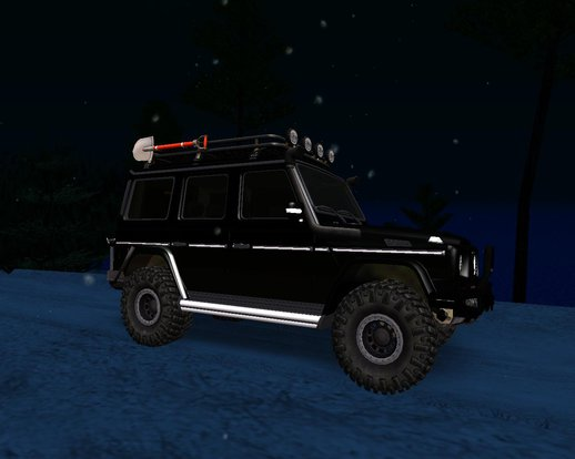 Mercedes Benz G500 Off Road V2.0