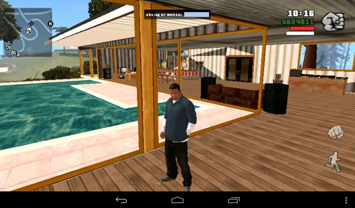 New Vinewood Hill House For Android
