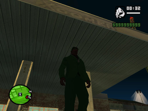 -17 age SaveGame For GTA SA