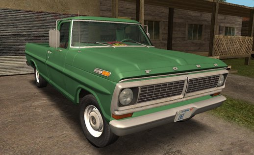 Ford F-100 1970