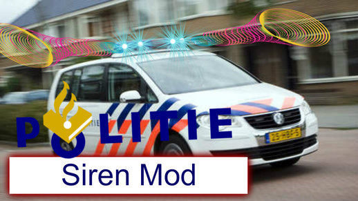 Dutch Police Sirens