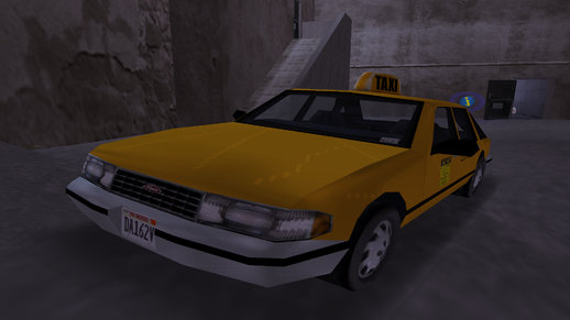 [III] New HD textures for TAXI