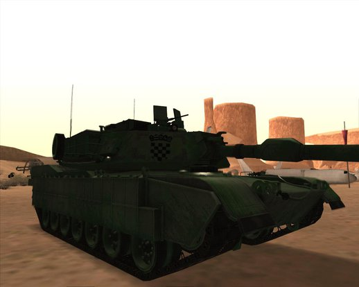 Woodland Croatian Abrams