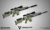 SCAR-20 Pack