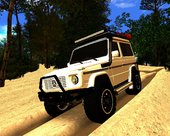 Mercedes Benz G500 Off Road V3.0