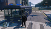 N1 Europe Police Bus Mod MAN 202