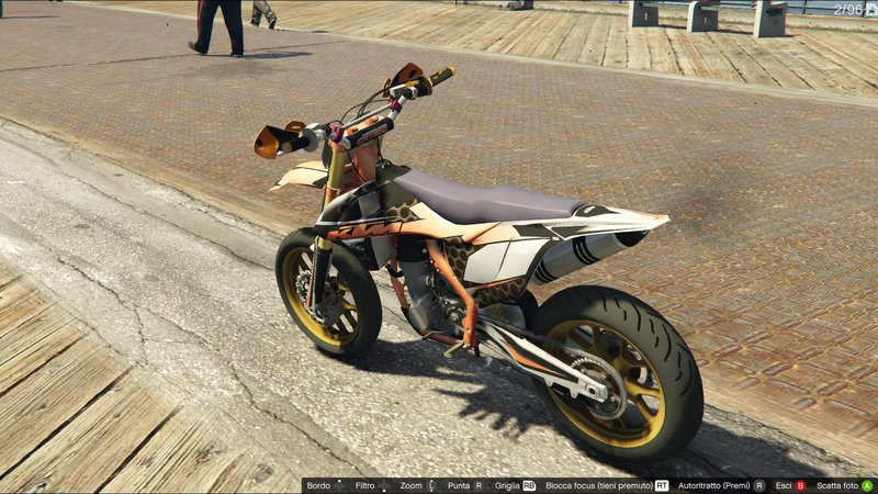 gta 5 ktm pit bike mod. Black Bedroom Furniture Sets. Home Design Ideas