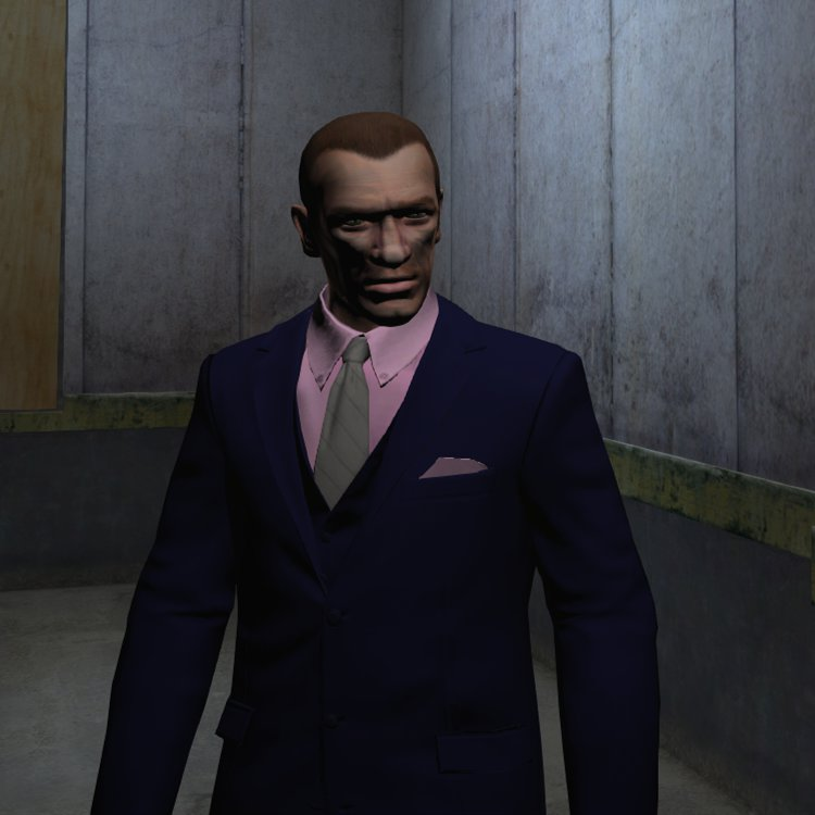 Gta 4 Niko Bellic New Suit Pack V1 Mod Gtainside Com