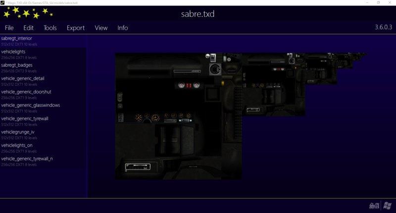 GTA San Andreas Magic TXD 1 1 Mod - GTAinside com