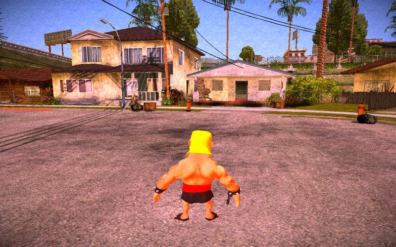 GTA San Andreas Clash Of Clans Mod - GTAinside com