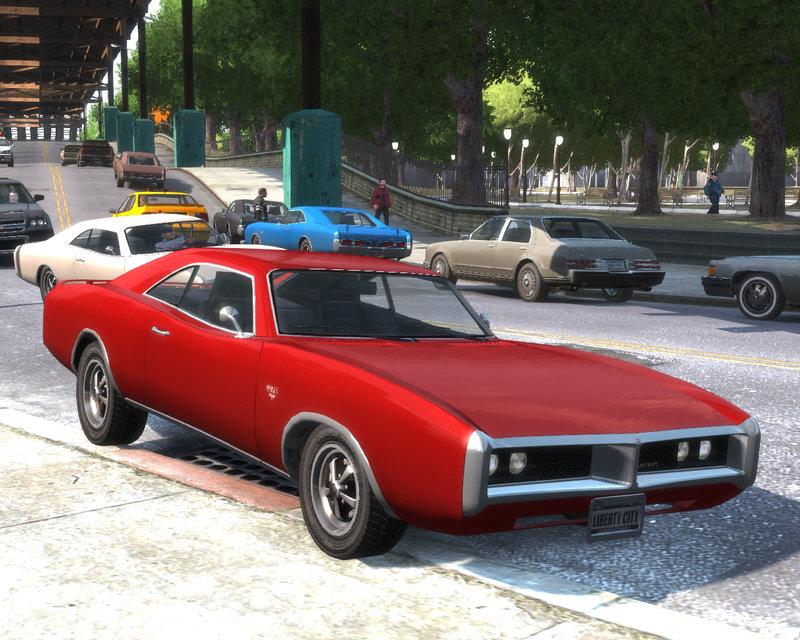 GTA 4 Imponte Dukes Classic Mod