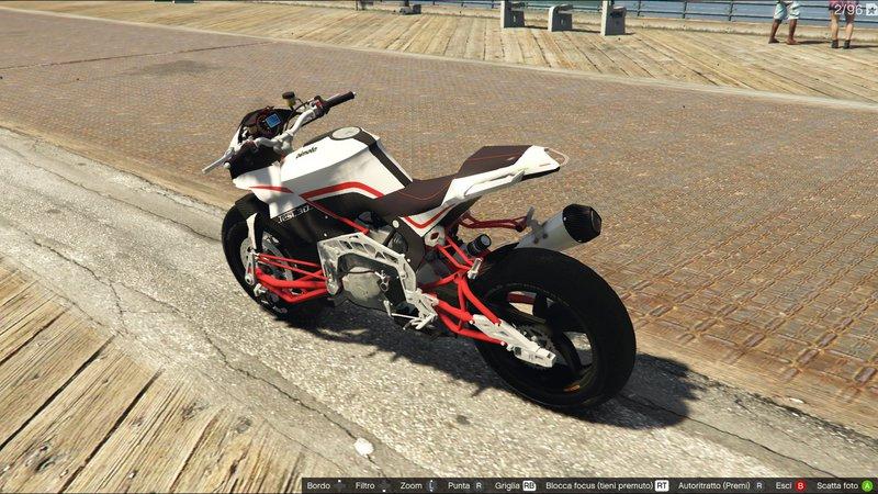Bimota 3D Naked for GTA 5