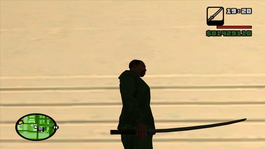 Liberty City Stories Katana