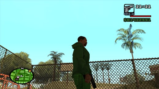 Liberty City Stories Glock 17