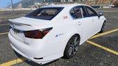 2013 Lexus GS350 F Sport Series