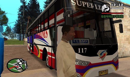 Superlines Ordinary Bus