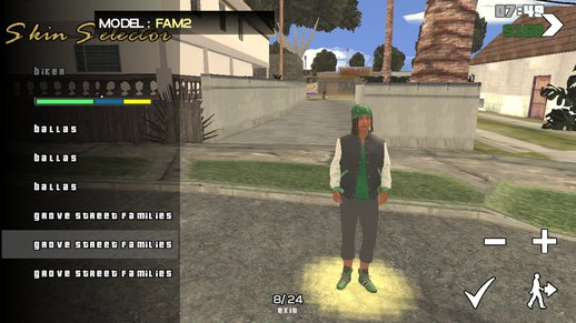 GTA V Familes For Android