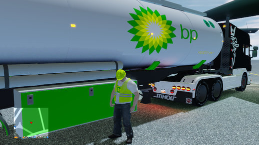 Army Military, BP and SHELL GAS FUEL Truck mods ELS v6 MOD PACK FINAL