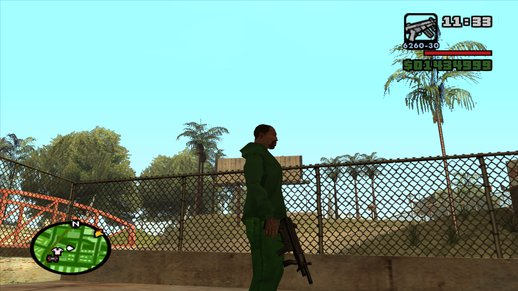 Liberty City Stories SMG
