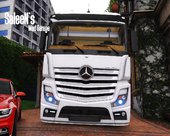 Mercedes Benz Actros MP4 4X2