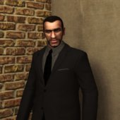 Niko Bellic New Suit Pack V2