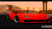 2015 Lamborghini Huracan LP610-4 Liberty Walk LB Performance