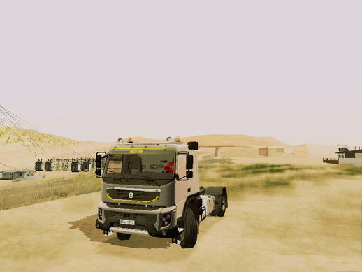Volvo FMX Euro 5 Versions Chassis v1.0