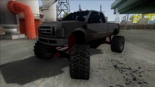 Ford F350 Super Duty Monster Truck