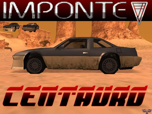 Imponte Centauro - Civil Hotring Racer A