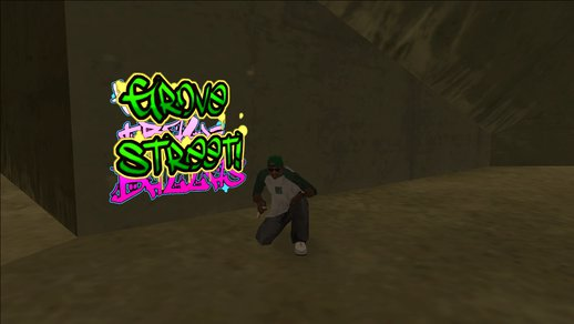 New Graffiti for GTA SA