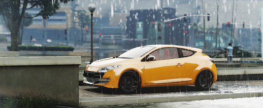 Renault Megane RS [Add-on]