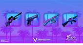 Vice weapons pack