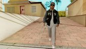 GTA V Franklin Varsity Jacket Pack