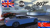 007 Die Another Day Movie HoverCraft Mod GTA 4 2.0