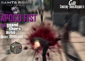 SR3 Acoma Fist Feature to GTA SA