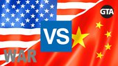 COD BF4 GTA 4 TURF WAR USA VS CHINA